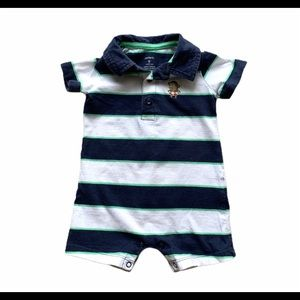 Carter's Boys Romper Size 9 Months